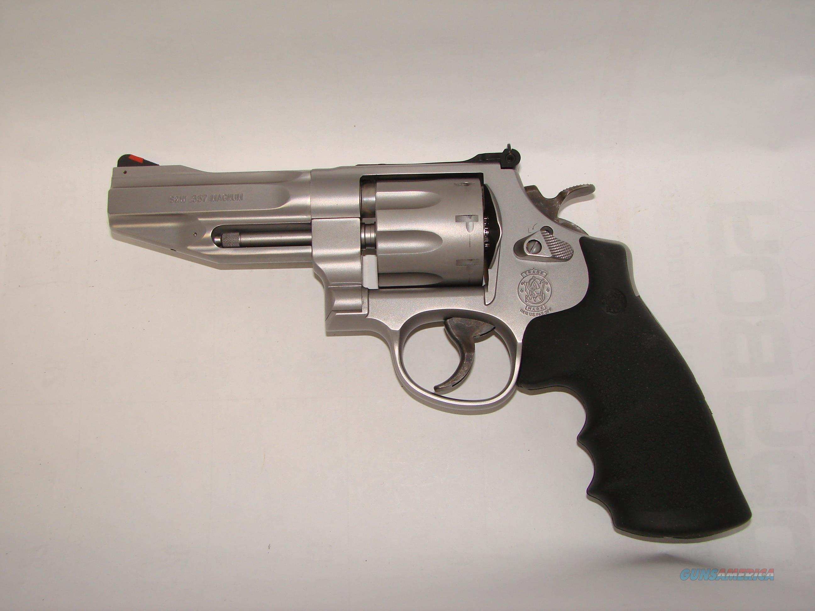 S&W 627-5  Guns > Pistols > Smith & Wesson Revolvers > Full Frame Revolver