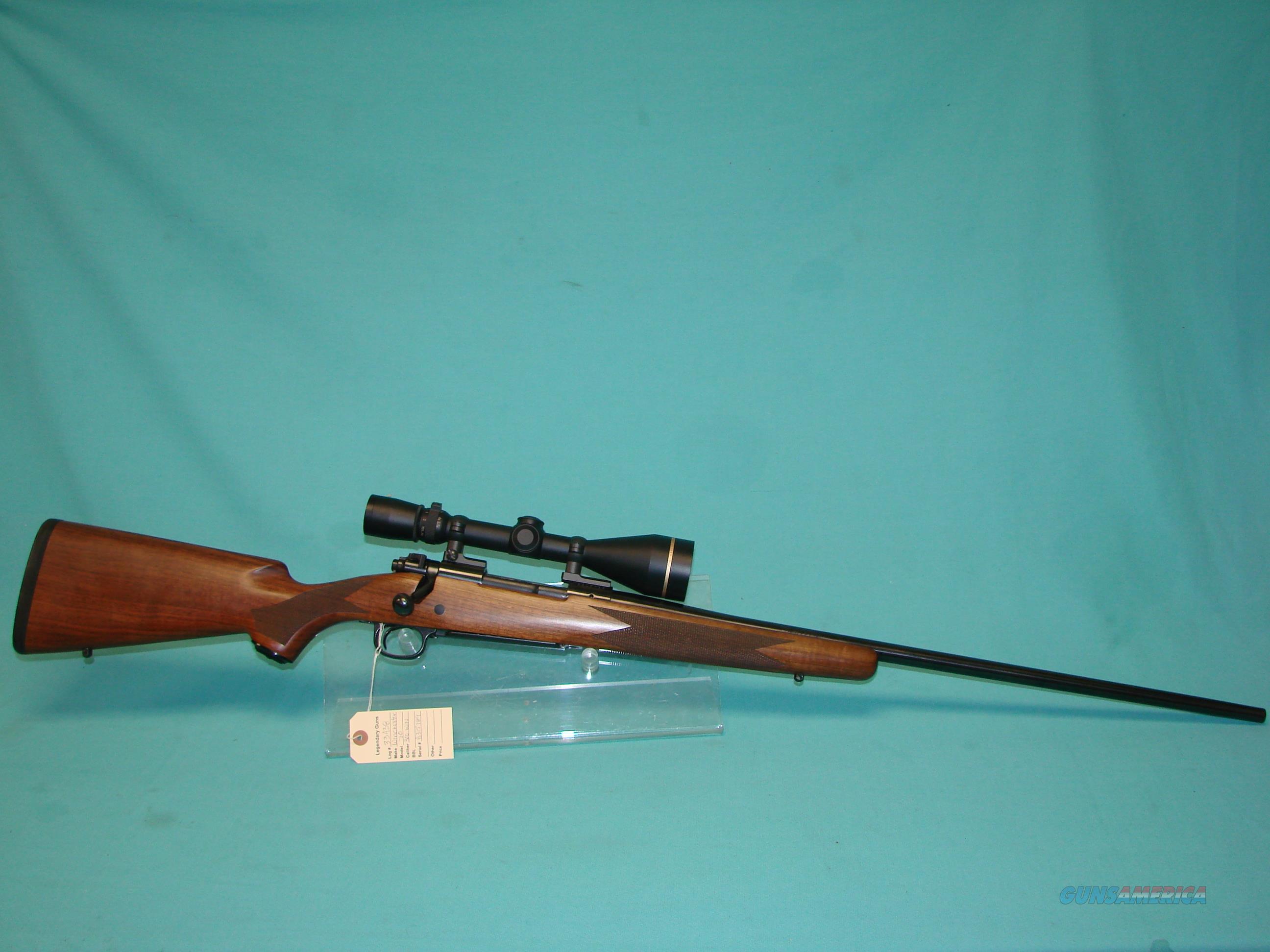 Winchester 70 300WinMag  Guns > Rifles > Winchester Rifles - Modern Bolt/Auto/Single > Model 70 > Post-64