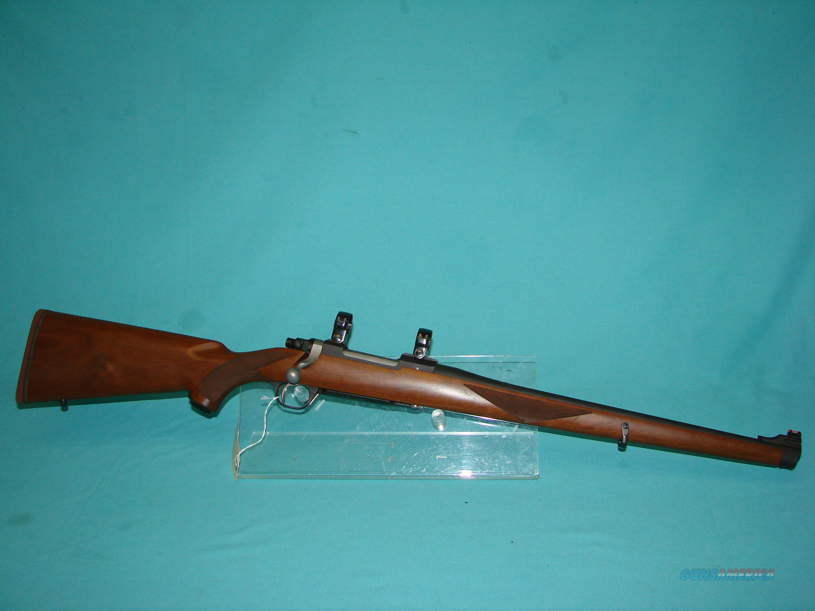 Ruger M77 RSI  Guns > Rifles > Ruger Rifles > Model 77