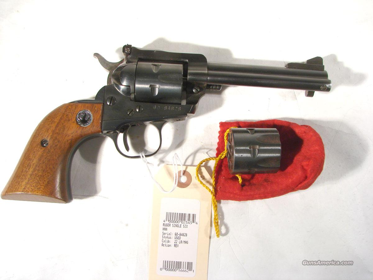 Ruger .22/.22Mag Ruger Single six Short barrel  Guns > Pistols > Ruger Single Action Revolvers > Single Six Type