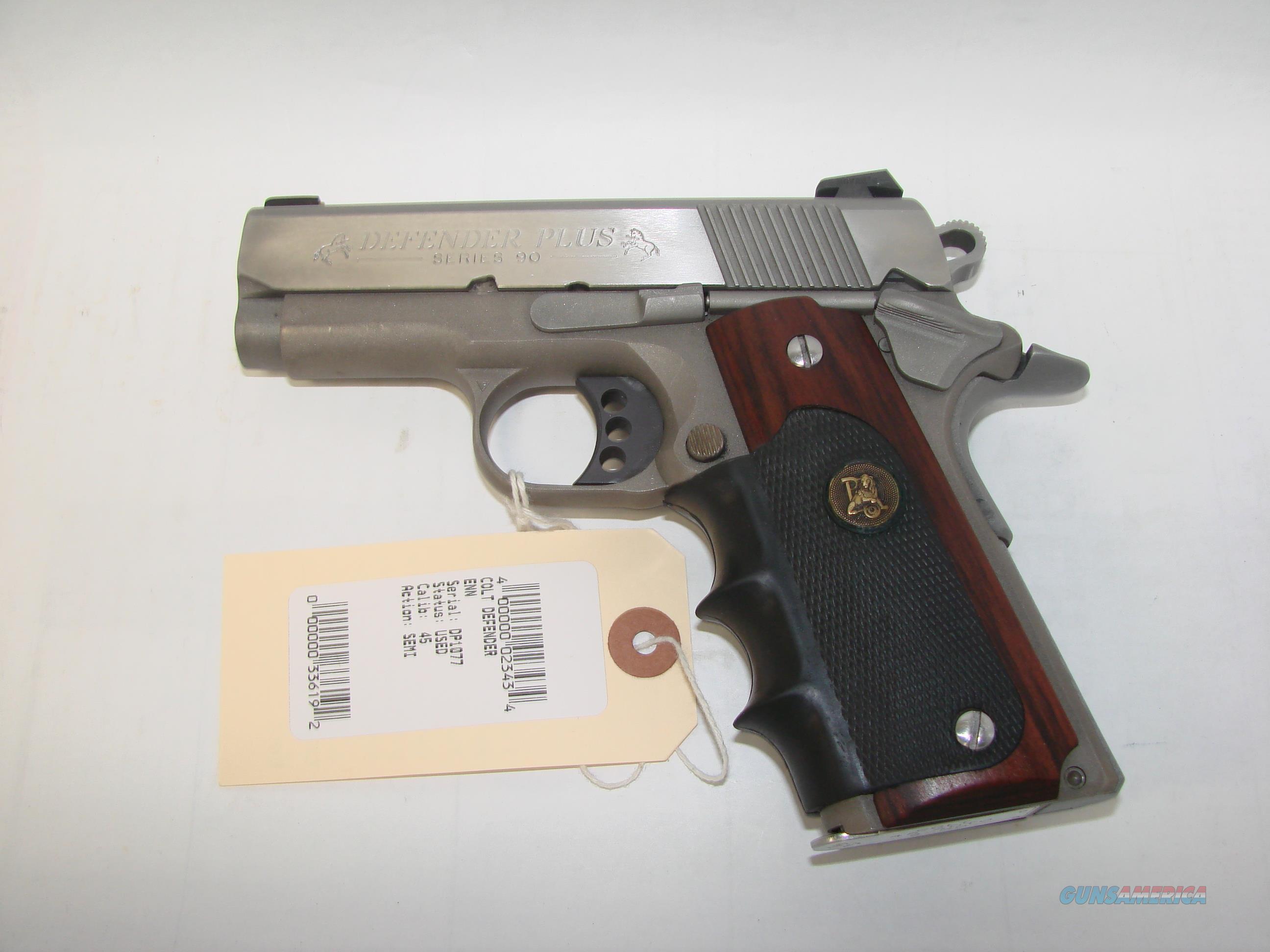 "Colt Defender ""Recon""  Guns > Pistols > Colt Automatic Pistols (1911 & Var)"