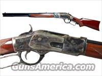 Uberti 1873, .357 Lever action, New in the box  Guns > Rifles > Uberti Rifles > Lever Action