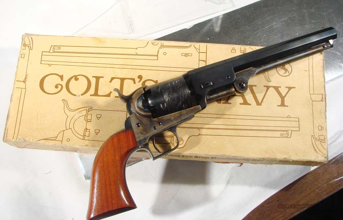 Colt 1851 Black Powder Used AS NEW for sale