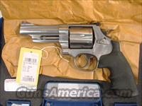 S&W Model 629 .44 mag SS, 4 inch bbl New in the box,  Guns > Pistols > Smith & Wesson Revolvers > Model 629