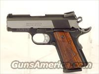 S&W Model 1911, .45acp Compact 3 inch  Guns > Pistols > Smith & Wesson Pistols - Autos > Alloy Frame