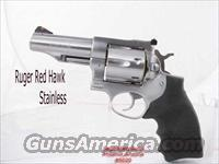 "Ruger ""Redhawk"" 4 inch .44 Mag  Guns > Pistols > Ruger Double Action Revolver > Redhawk Type"