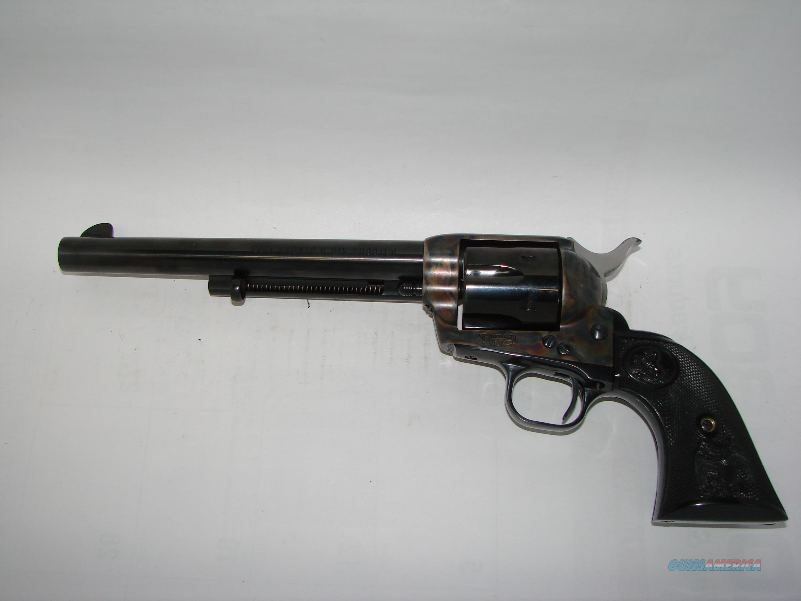 Colt Frontier SAA  Guns > Pistols > Colt Single Action Revolvers - 3rd Gen.