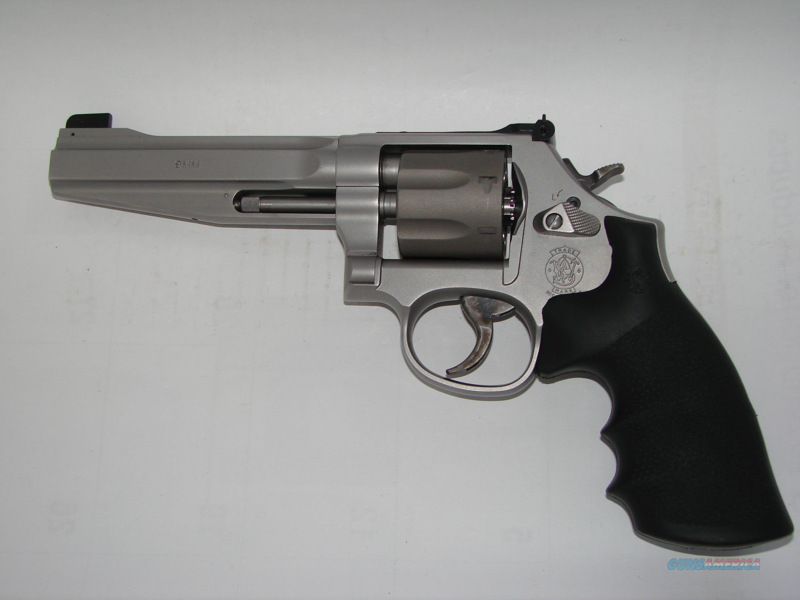 S&W 986PC  Guns > Pistols > Smith & Wesson Revolvers > Performance Center