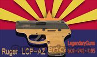 Ruger LCP-AZ .380 NEW IN THE BOX  Guns > Pistols > Ruger Semi-Auto Pistols > LCP