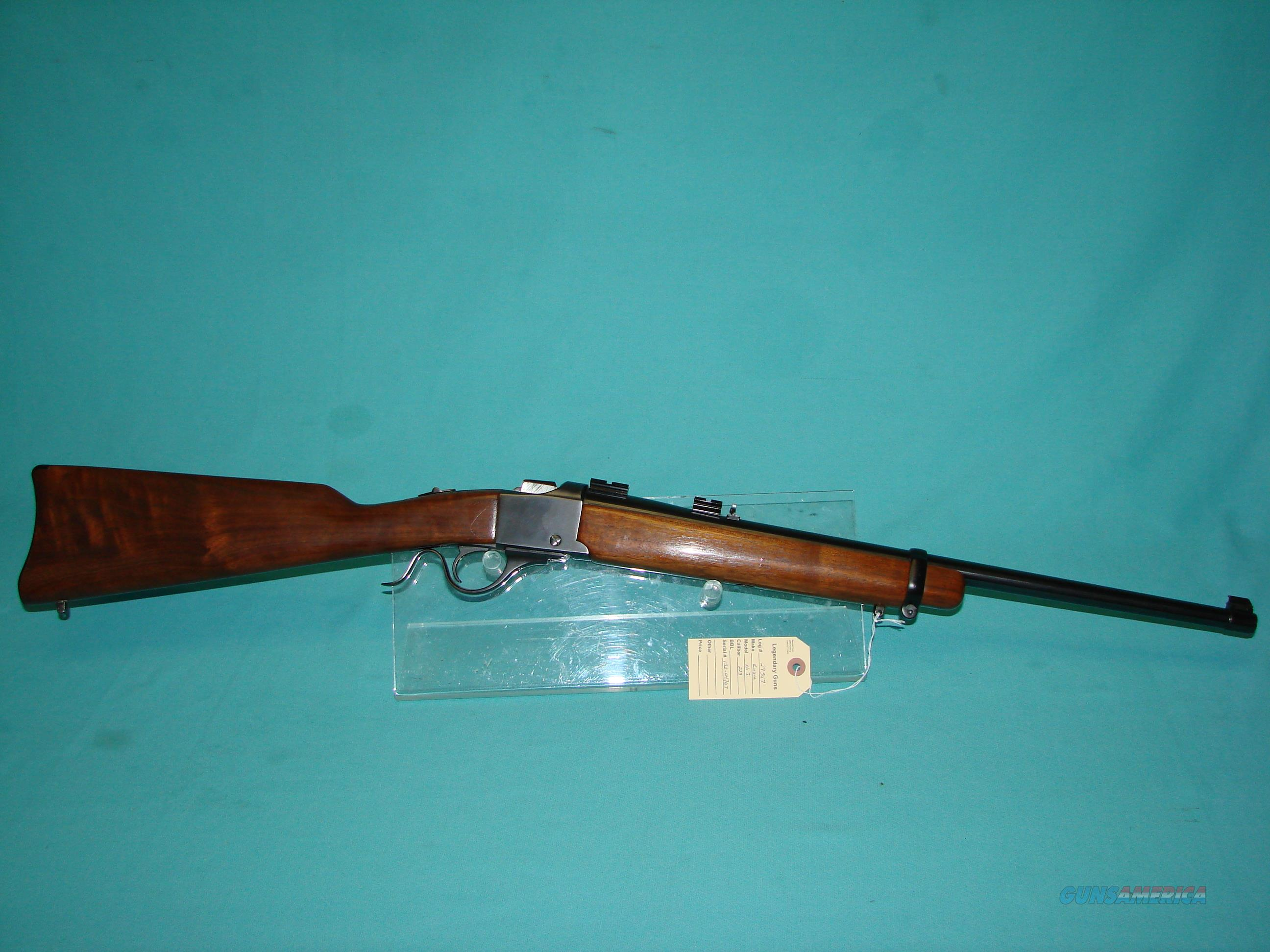 Ruger No3 .223  Guns > Rifles > Ruger Rifles > #1 Type