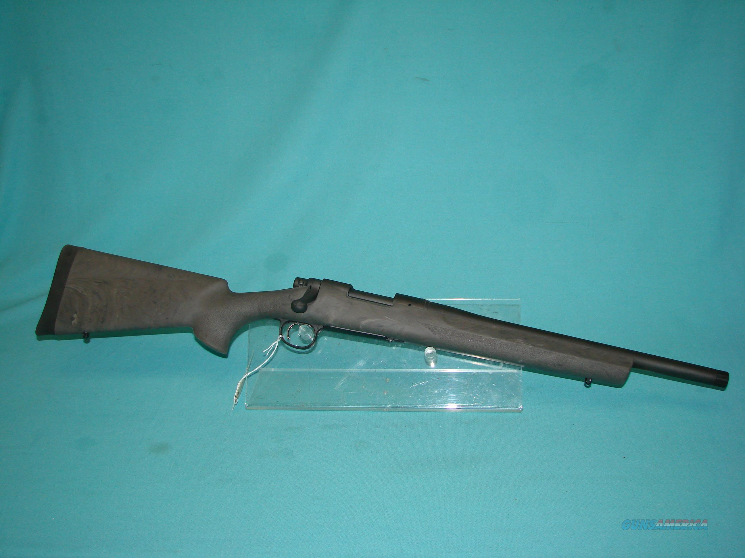 Remington 700AAC-SD  Guns > Rifles > Remington Rifles - Modern > Model 700 > Tactical