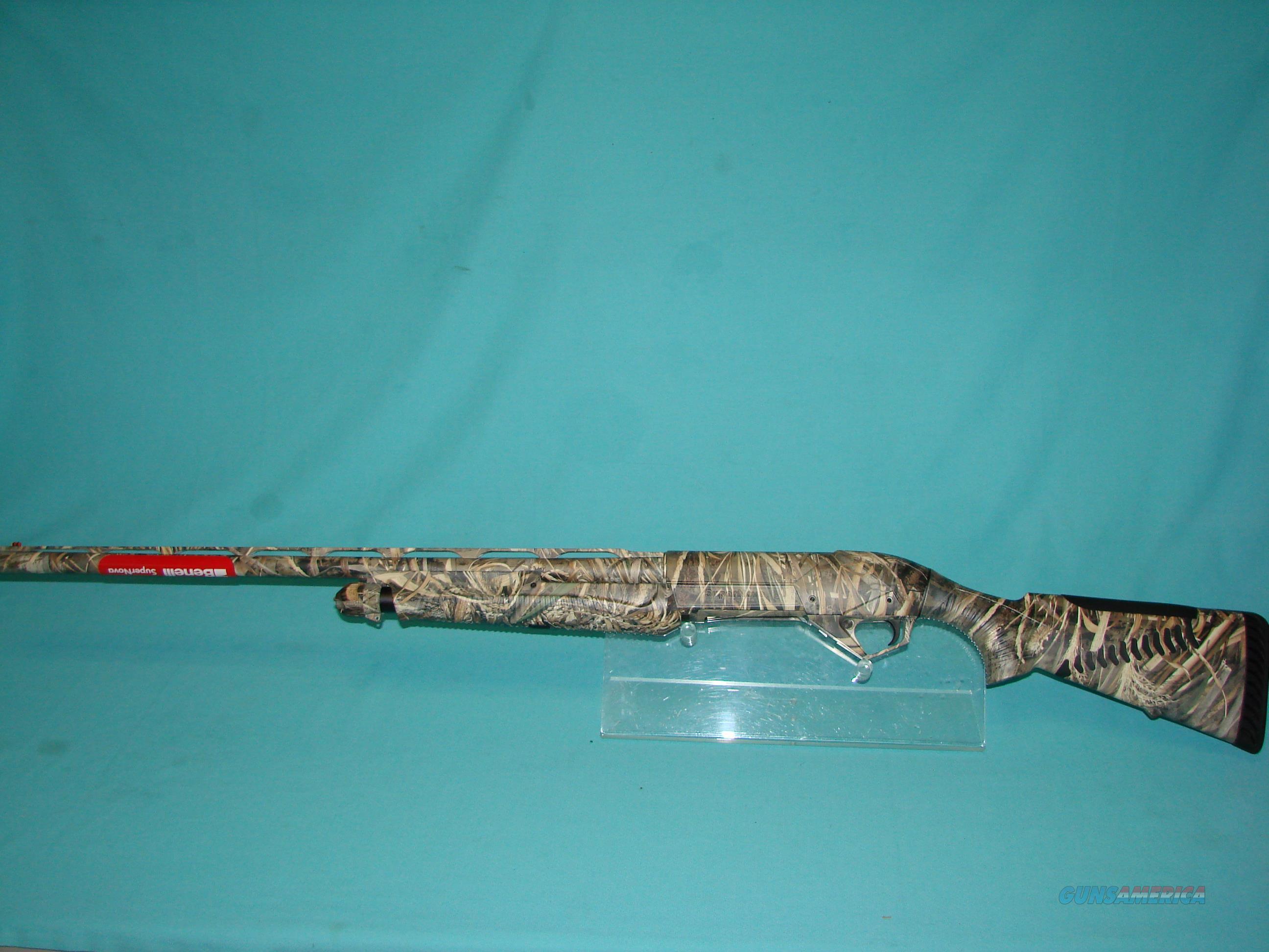 Benelli Super Nova Camo  Guns > Shotguns > Benelli Shotguns > Sporting