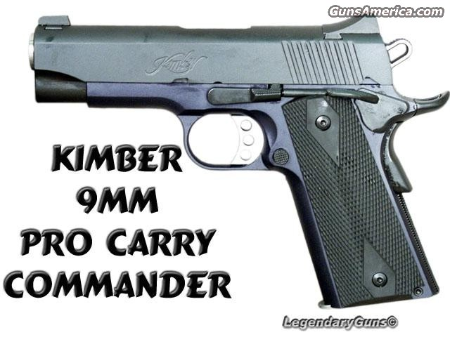 9MM Pro Carry  Guns > Pistols > Kimber of America Pistols