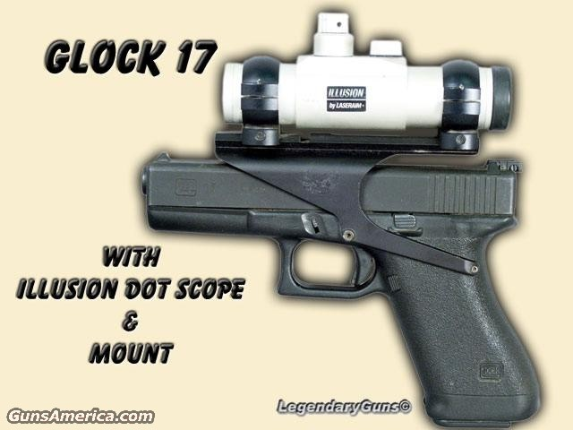 17 with Dot Scope  Guns > Pistols > Glock Pistols