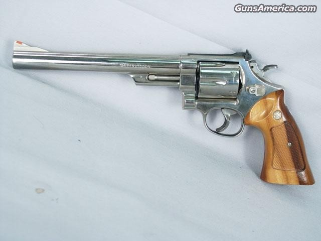 Model 57 .41 Mag  Guns > Pistols > Smith & Wesson Revolvers