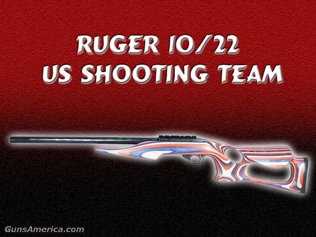 US Sporting Team 10/22  Guns > Rifles > Ruger Rifles