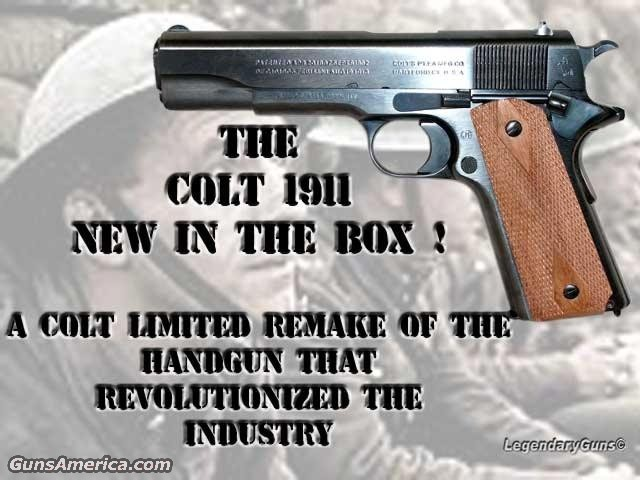 1911 New in Box Remake  Guns > Pistols > Colt Automatic Pistols (1911 & Var)