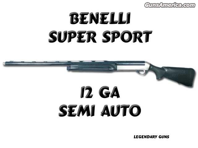 Supersport 12 Ga  Guns > Shotguns > Benelli Shotguns
