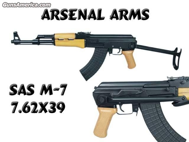 Arsenal Arms SAS M-7  Guns > Rifles > Tactical Rifles Misc.