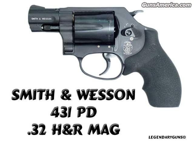 431 PD .32 H&R Mag  Guns > Pistols > Smith & Wesson Revolvers