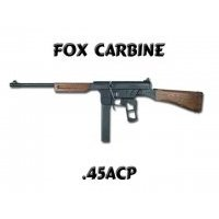 Fox Carbine .45  Tactical Rifles Misc.