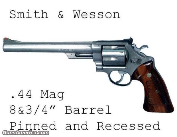 629  Guns > Pistols > Smith & Wesson Revolvers