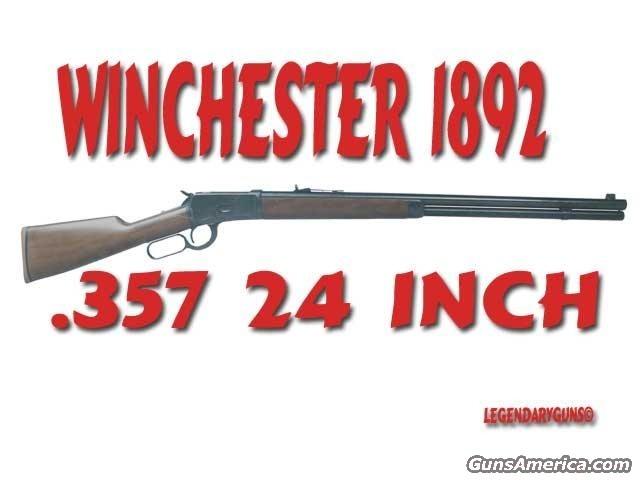 Winchester 1892  Guns > Rifles > Winchester Rifles - Modern Lever