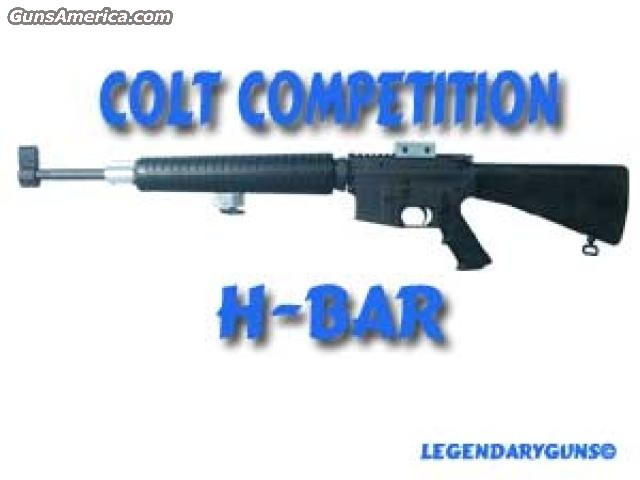 Colt Competition Sporter H-Bar  Guns > Rifles > Colt Rifles - Non-AR15 Modern Rifles