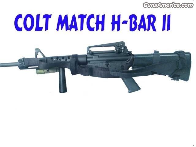 Colt Competition Sporter H-Bar  Guns > Rifles > Colt Military/Tactical Rifles