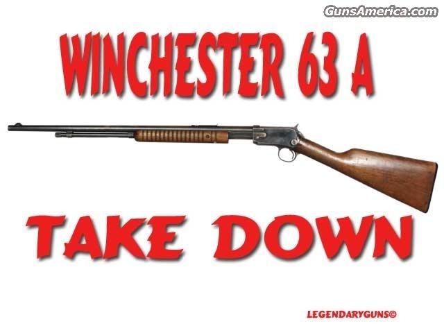 Winchester 62 A  Guns > Rifles > Winchester Rifles - Modern Pump