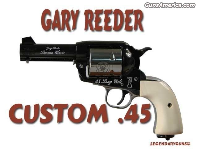 Garry Reeder Custom Ruger  Guns > Pistols > Ruger Single Action Revolvers