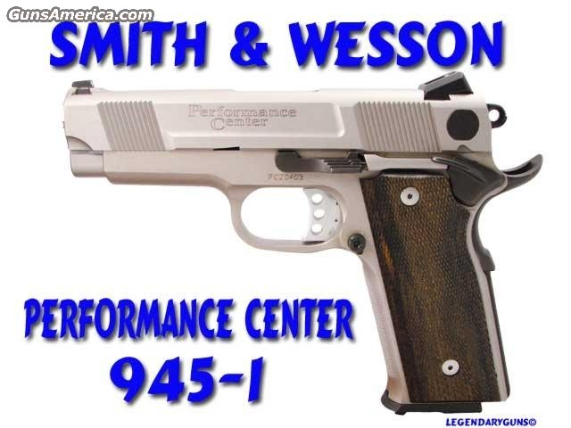Performance Center 945-1  Guns > Pistols > Smith & Wesson Pistols - Autos