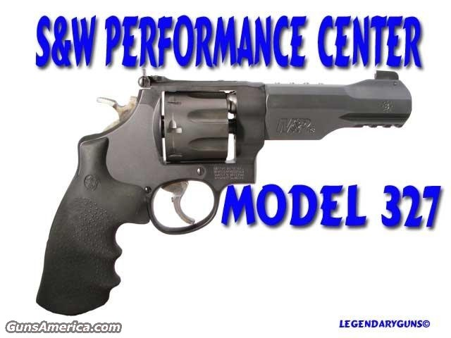 Performance Center 327   8 RD  Guns > Pistols > Smith & Wesson Revolvers
