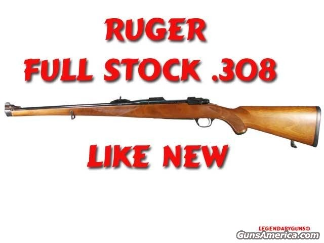Ruger M-77 International  Guns > Rifles > Ruger Rifles