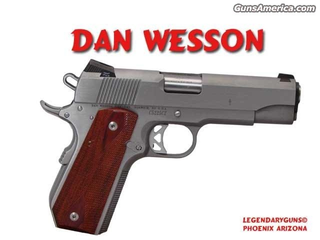 CZ Dan Wesson 1911  Guns > Pistols > CZ (Ceska Brojoka) Pistols