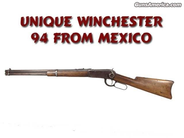 Winchester Mexican Mine  Guns > Rifles > Winchester Rifles - Pre-1899 Lever