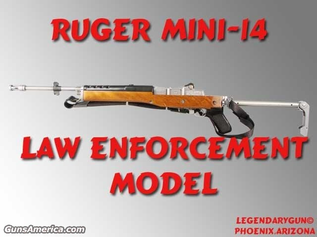 Ruger Mini-14  Guns > Rifles > Ruger Rifles