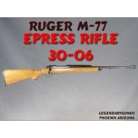 Ruger Express 30-06  Guns > Rifles > Ruger Rifles