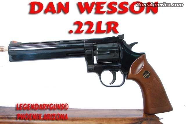 Dan Wesson .22lr  Guns > Pistols > Dan Wesson Pistols/Revolvers