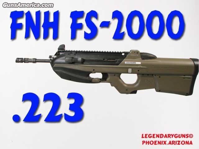 FN FS-2000 .223  Guns > Rifles > FNH - Fabrique Nationale (FN) Rifles