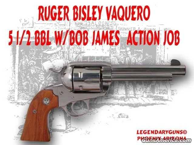 Ruger Bisley Vaquero .44mag  Guns > Pistols > Ruger Single Action Revolvers