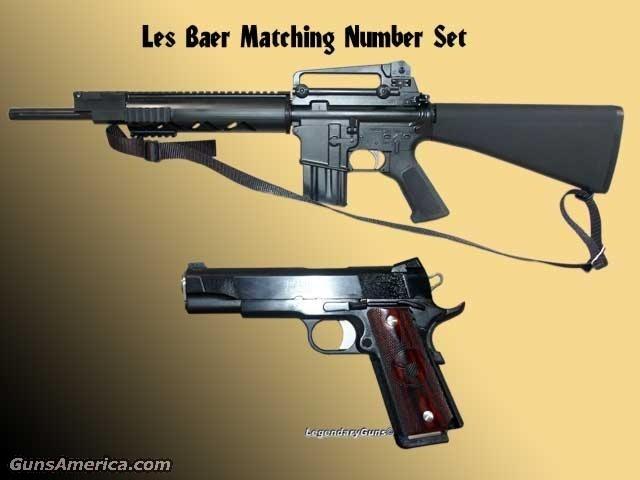 Thunder Ranch Rifle/Pistol  Guns > Rifles > Les Baer Rifles