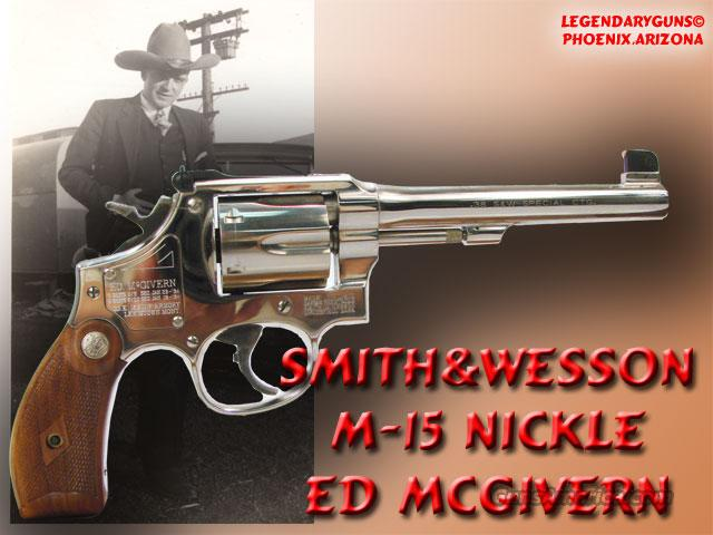 S&W Ed McGivern Special  Guns > Pistols > Smith & Wesson Revolvers