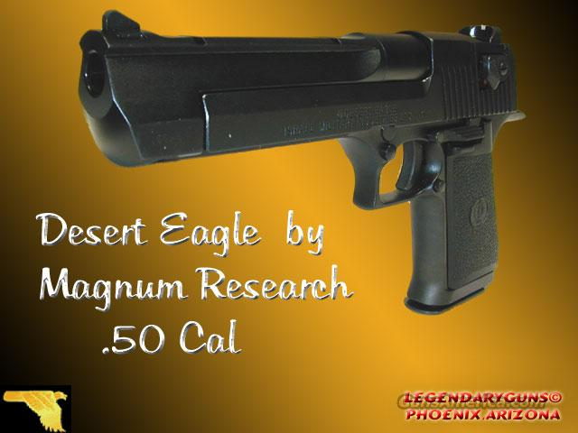 Magnum Research Desert Eagel .50  Guns > Pistols > Magnum Research Pistols