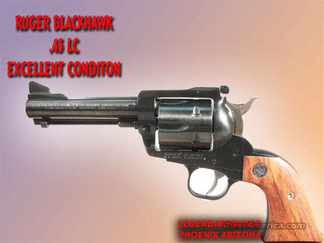 Ruger BlackHawk .45lc   Guns > Pistols > Ruger Single Action Revolvers