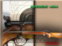 Mossberg M-144 .22 Target rifle  Guns > Rifles > Mossberg Rifles