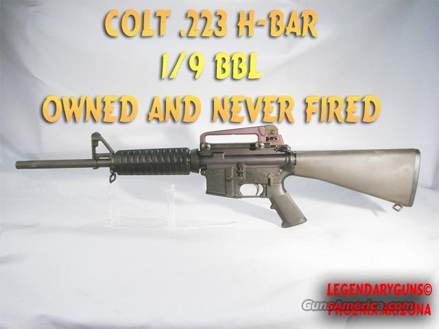 Ar-15 Used Unfired  Guns > Rifles > Colt Military/Tactical Rifles