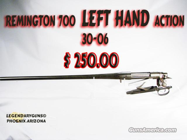 Remington 700 used Left hand Action  Guns > Rifles > Remington Rifles - Modern > Model 700 > Sporting