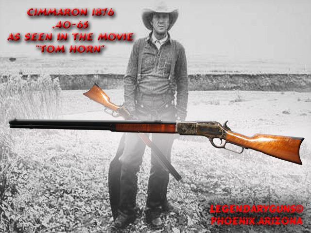 Cimmaron 1876 40-65   Guns > Rifles > Cimmaron Rifles > Lever