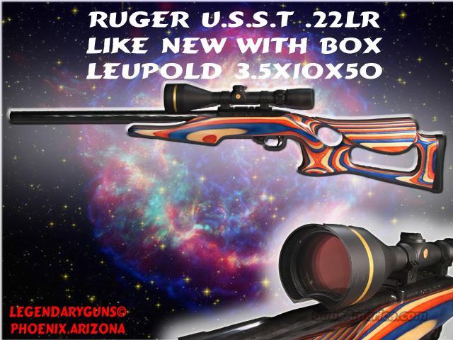 Ruger Race Rifle US SHOOTING TEAM  Guns > Rifles > Ruger Rifles > 10-22